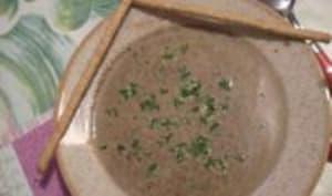 Soupe de Lentilles Brunes