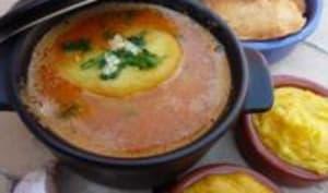 Soupe de Poisson et ses Deux Rouilles