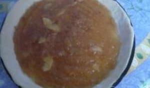 Tarte à la Compote de Pomme Vanillée