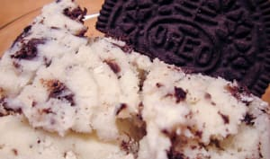 """Glace vanille aux """"Oreo"""""""