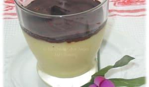 Crèmes à l'Orange et à la Bergamote Miroir de Chocolat Craquant
