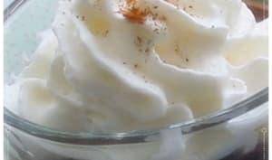 "Panna Cotta Façon ""Chocolat Liégeois"""