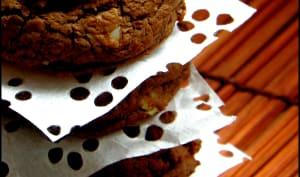 Cookies Chocolaté aux Noisettes & Amandes