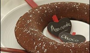 Gâteau chocolat-amandes