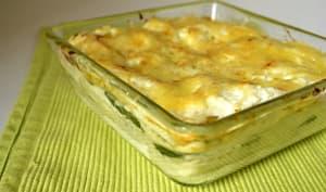 Lasagne ricotta épinard