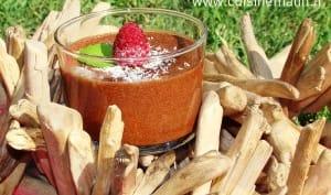Mousse au Chocolat Malin