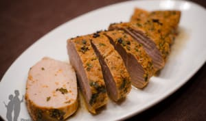 Filet mignon de porc à la jamaïcaine