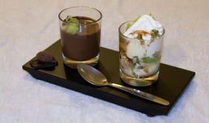Duo de dessert