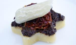 Bouchées de polenta aux saveurs méditerranéennes