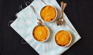Mini-gratins gourmands à l'orange
