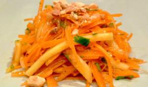Salade De Papaye Coriandre