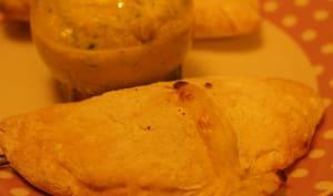 Raïta de Concombre – Cheese Naan