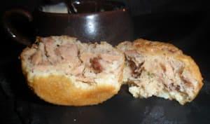 Petits pains de thon
