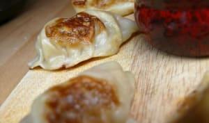 Raviolis pékinois pour le nouvel an chinois