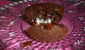 Moelleux au chocolat au coeur coulant