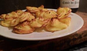 Pommes duchesses maison