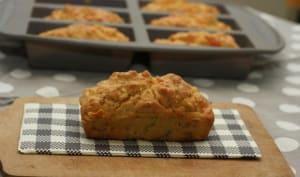 Cake Saumon – Aneth