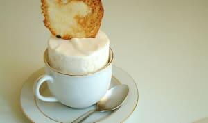 Soufflé glacé au fruit de la passion