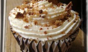 Cupcakes aux cookies et mascarpone