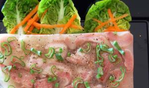 Museau de porc en gelée