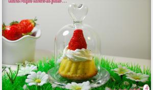 Nids de Pâques à la fraise