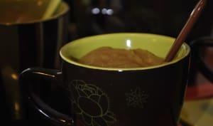 Compote pommes, orange, figues et abricots