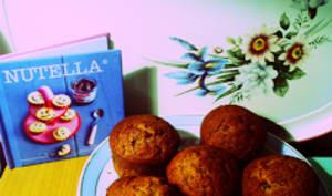 Muffins pralinés surprise nutella