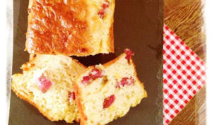 Le cake saveur flammenküche
