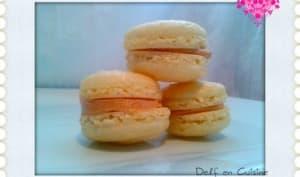 Macarons Beurre de cacahuète