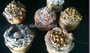 Cupcake pomme/ spéculoos