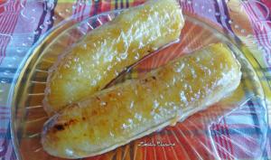 Bananes flambées au rhum ambré