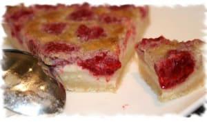 La tarte aux framboises d'Eryn
