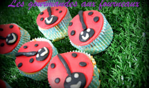 Muffins Coccinelle