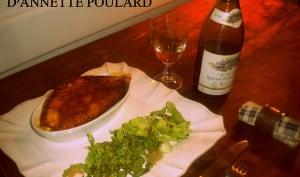"""L'omelette d'Annette Poulard du """"Mont-Saint-Michel"""""""