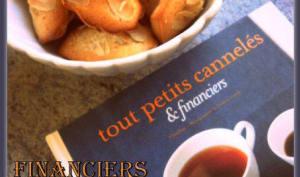 Financiers Amande-Vanille