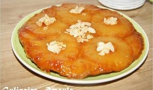 Tatin à l'ananas