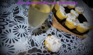 Cupcake aux courgettes et ricotta