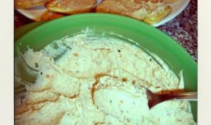 Dip de haricots lingots et tomates séchées