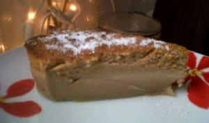 Gâteau magique aux carambars
