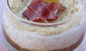 cheesecake au bacon