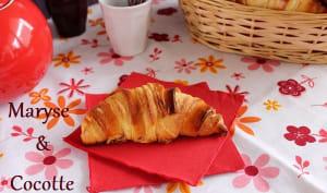 Croissants au Lait Ribot ou L'Ben