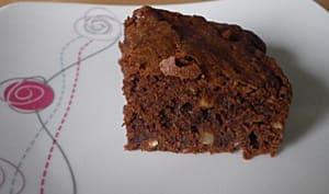 Le brownie de Christophe Michalak