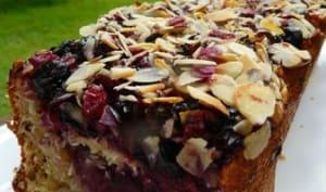 Gâteaux Ricotta et Fruits rouges