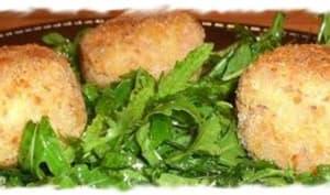 Boulettes surprises de pommes de terre au thon
