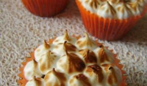 """Cupcakes façon """"Tarte aux citrons"""""""