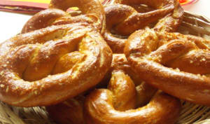 Bretzels ou Pretzels