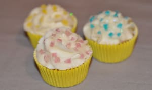 Cupcakes aux bonbons Dragibus Soft