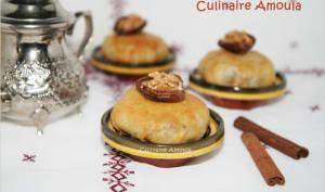 Pastilla aux dattes et pâté de canard