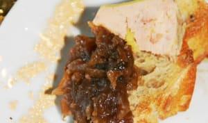Confit d'oignons doux des Cévennes aux épices
