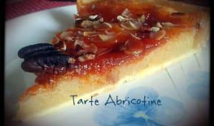 Tarte Abricotine